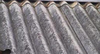 copertura in amianto